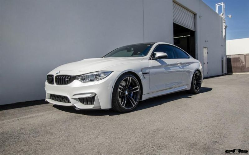 EAS European Auto Source BMW M4 F82 HR Tuning 6 Dezent tiefer   EAS  European Auto Source BMW M4 F82