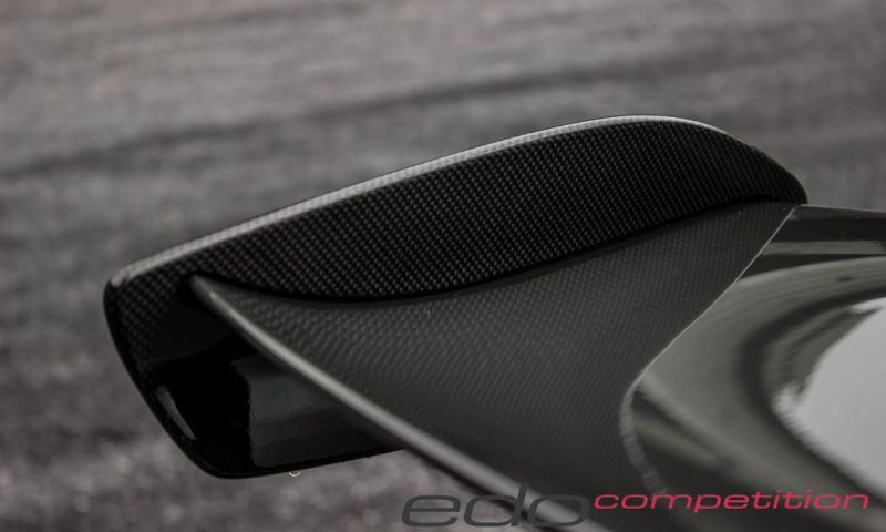 Edo Competition Porsche 911 (1002) GT3 RS in Slate Grey Tuning