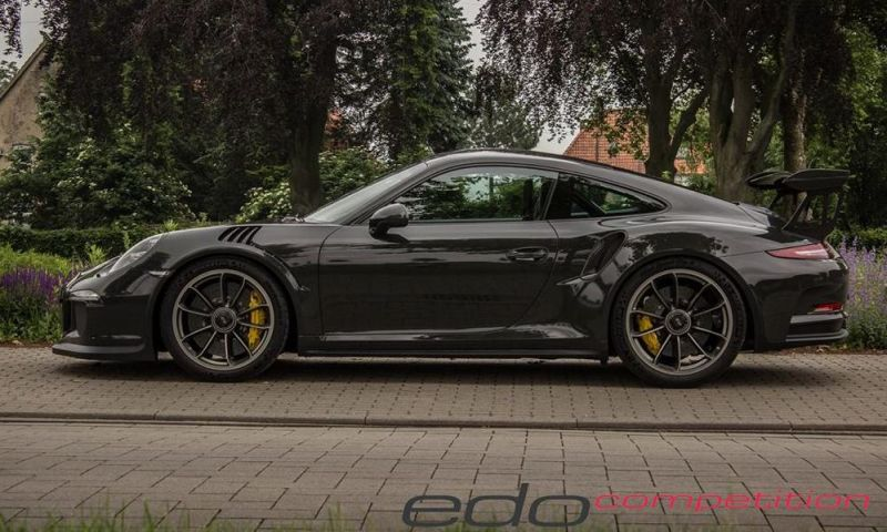 Edo Competition Porsche 911 (1005) GT3 RS in Slate Grey Tuning