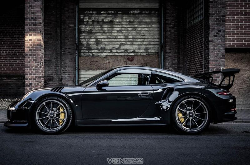 Edo Competition Porsche 911 (991) GT3 RS in Slate Grey 9