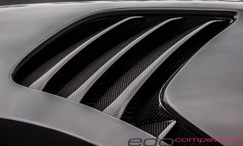 Edo Competition Porsche 911 (991) GT3 RS in Slate Grey Tuning