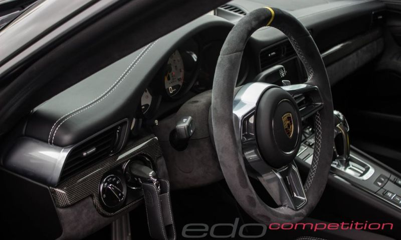 Edo Competition Porsche 911 (998) GT3 RS in Slate Grey Tuning