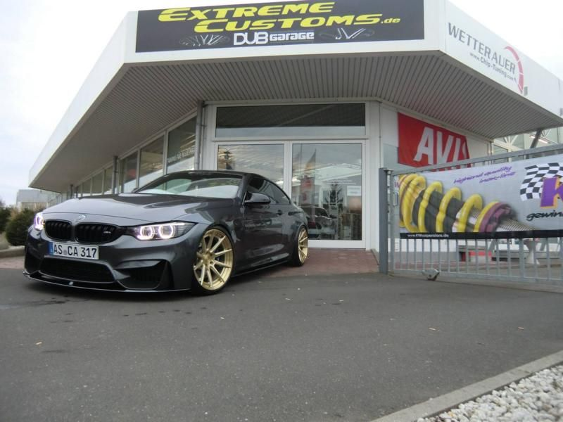 Extreme Customs Germany BMW M4 F82 Tuning Z Performance 20 Zoll 2