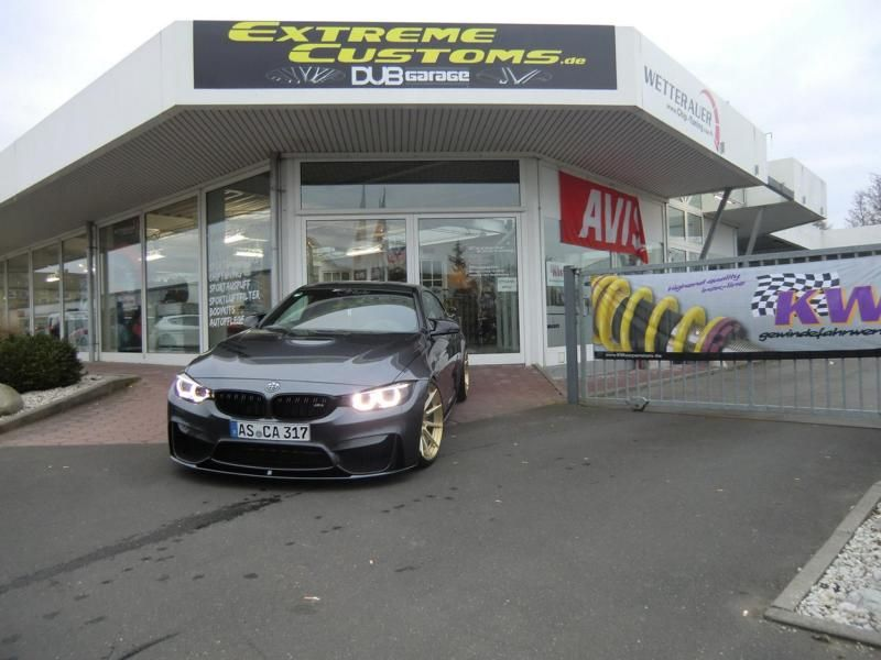 Extreme Customs Germany BMW M4 F82 Tuning Z Performance 20 Zoll 3