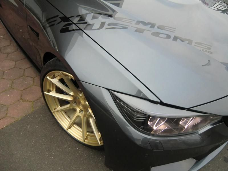 Extreme Customs Germany BMW M4 F82 Tuning Z Performance 20 Zoll 4 Extreme Customs Germany   BMW M4 F82 auf ZP Alu's