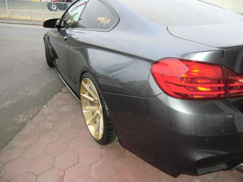 Extreme Customs Germany BMW M4 F82 Tuning Z Performance 20 Zoll 5 Extreme Customs Germany   BMW M4 F82 auf ZP Alu's