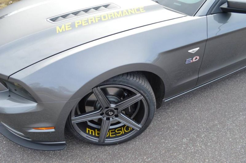 Extreme Customs Germany Ford Mustang Tuning mbDesign 10
