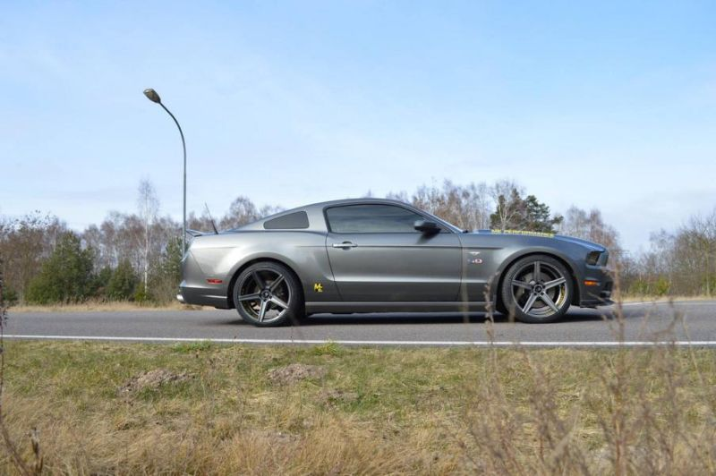 Extreme Customs Germany Ford Mustang Tuning mbDesign 5