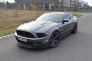 Extreme Customs Germany Ford Mustang Tuning mbDesign 8 190x126 Böses Teil   Extreme Customs Germany Ford Mustang