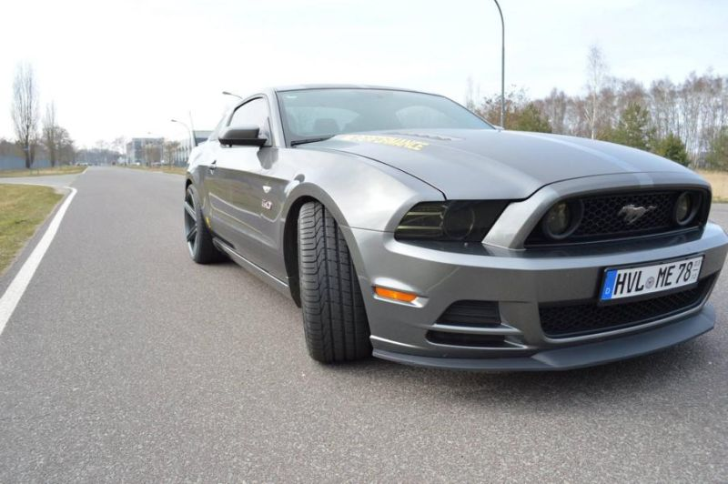 Extreme Customs Germany Ford Mustang Tuning mbDesign 9