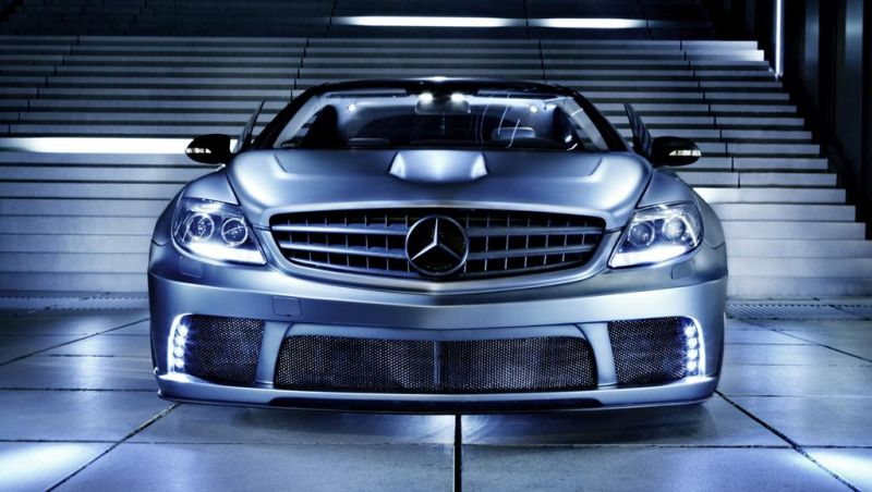 Famous Parts Prior Bodykit Mercedes Benz CL63 AMG C216 Tuning 1 Famous Parts Mercedes Benz CL63 AMG mit Prior Bodykit