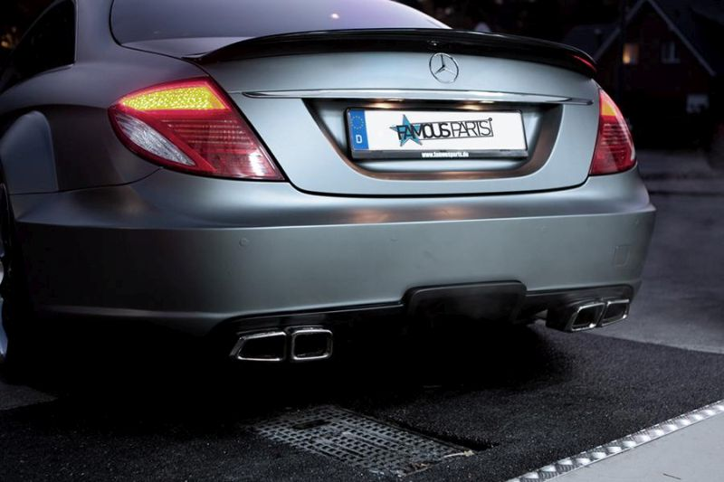 Famous Parts Prior Bodykit Mercedes Benz CL63 AMG C216 Tuning 2 Famous Parts Mercedes Benz CL63 AMG mit Prior Bodykit