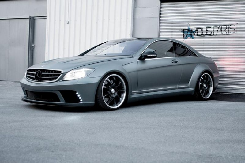 Famous Parts Prior Bodykit Mercedes Benz CL63 AMG C216 Tuning 7 Famous Parts Mercedes Benz CL63 AMG mit Prior Bodykit