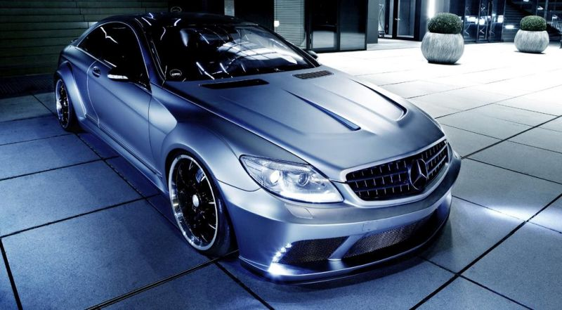 Famous Parts Prior Bodykit Mercedes Benz CL63 AMG C216 Tuning 9 Famous Parts Mercedes Benz CL63 AMG mit Prior Bodykit
