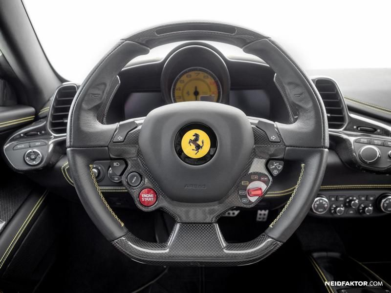 Ferrari Italia 458 Interior Tuning Envy Factor 9 458 In Perfection Ferrari  Italia Interior By Envy