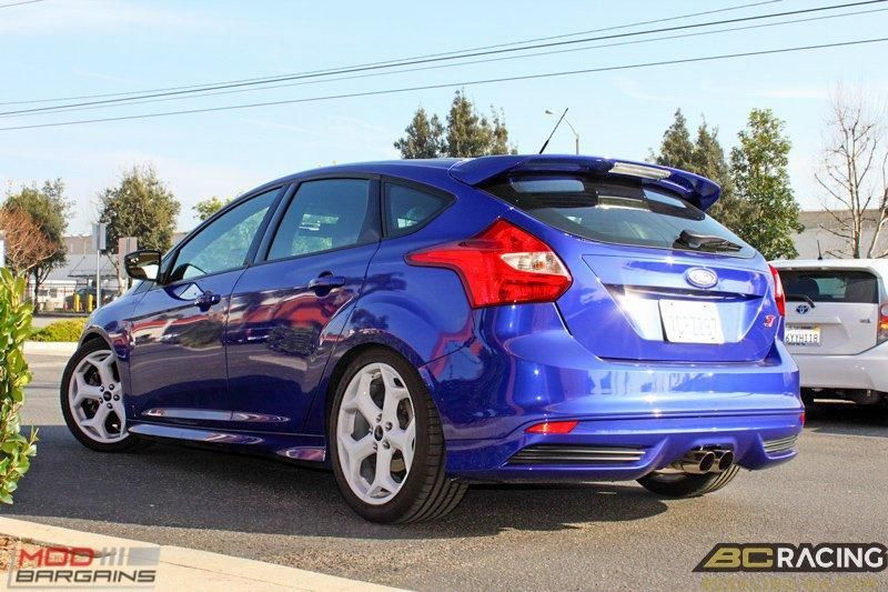 Ford Focus ST BC Racing Fahrwerk by ModBargains Tuning 11 Ford Focus ST mit BC Racing Fahrwerk by ModBargains