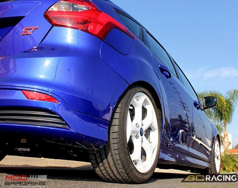Ford Focus ST BC Racing Fahrwerk by ModBargains Tuning 12 Ford Focus ST mit BC Racing Fahrwerk by ModBargains