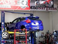Ford Focus ST BC Racing Fahrwerk by ModBargains Tuning 4 190x144 Ford Focus ST mit BC Racing Fahrwerk by ModBargains