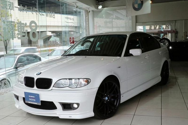 Garage Eve.ryn BMW 318i Energy Motor Sport Bodykit EVO46.2 Tuning 6
