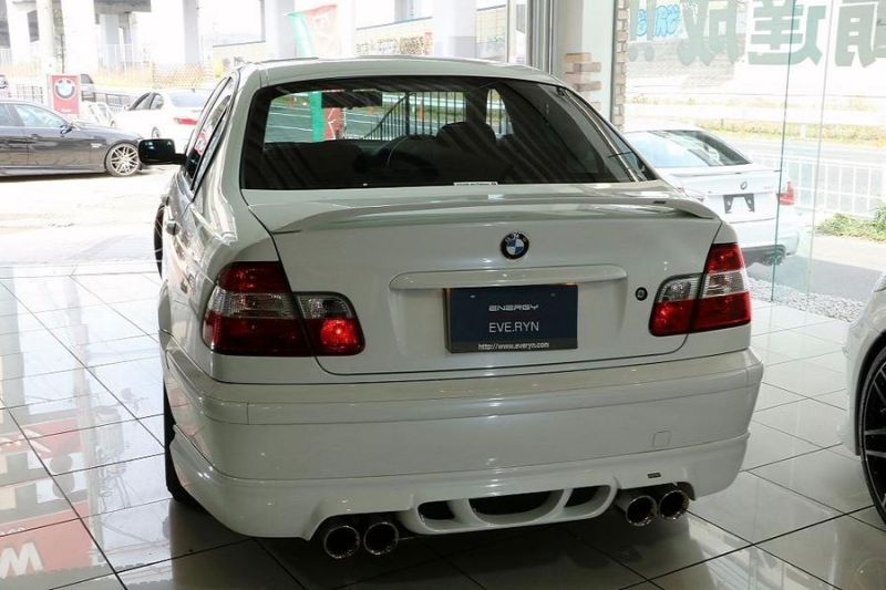 Garage Eve.ryn BMW 318i Energy Motor Sport Bodykit EVO46.2 Tuning 9
