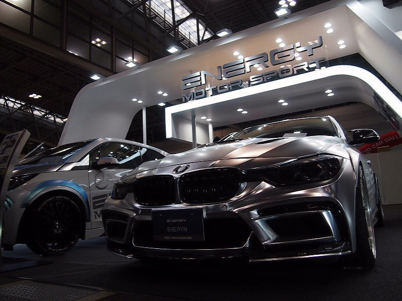 Garage Eve.ryn BMW M3 F80 Energy Motor Sport Bodykit Tuning 1 Krasses Ouftfit Garage Eve.ryn BMW M3 F80 Bodykit