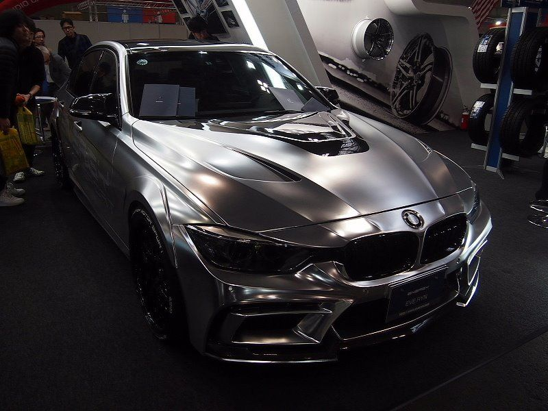 Garage Eve.ryn BMW M3 F80 Energy Motor Sport Bodykit Tuning 3 Krasses Ouftfit Garage Eve.ryn BMW M3 F80 Bodykit