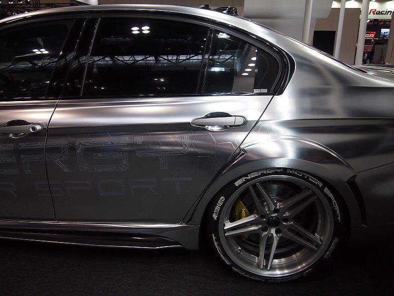Garage Eve.ryn BMW M3 F80 Energy Motor Sport Bodykit Tuning 8 Krasses Ouftfit Garage Eve.ryn BMW M3 F80 Bodykit