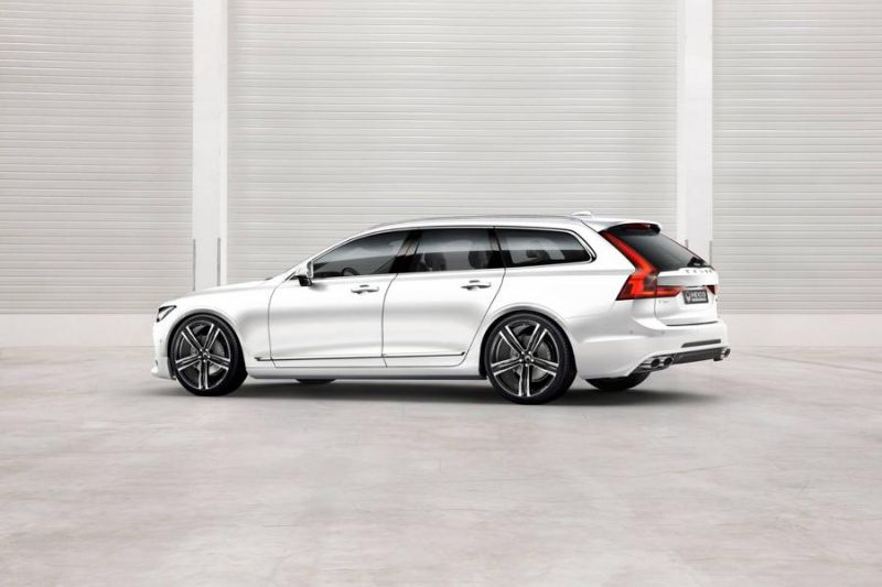 heico sportiv tuning am neuen volvo s90 v90. Black Bedroom Furniture Sets. Home Design Ideas