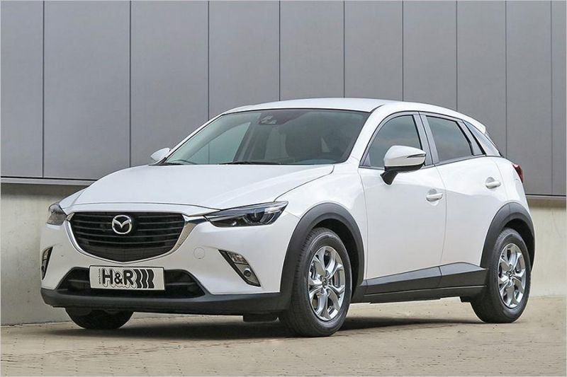 H&R Tuning Mazda CX-3 1