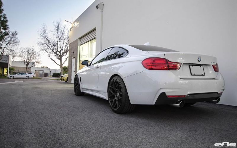 HRE FF01Alufelgen BMW 435i F32 Tuning EAS European Auto Source 10 HRE FF01Alu's am BMW 435i F32 von EAS (European Auto Source)