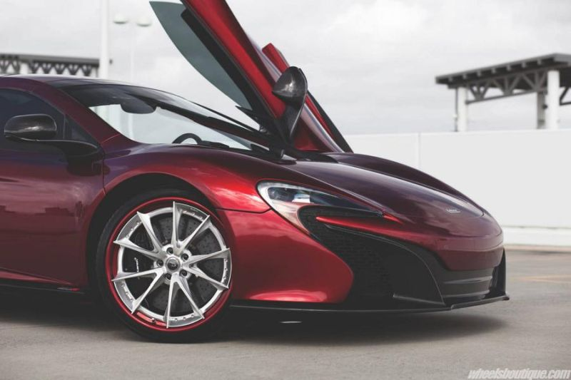 HRE Performance Wheels S204 McLaren 650S Tuning Wheelsboutique 3 Krasse Felgen   HRE Performance Wheels S204 am McLaren 650S