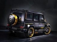 Hamann Motorsport Mercedes Benz G Spyridon Tuning 8 190x143 Überarbeitet   Hamann Mercedes Benz G63 AMG Spyridon