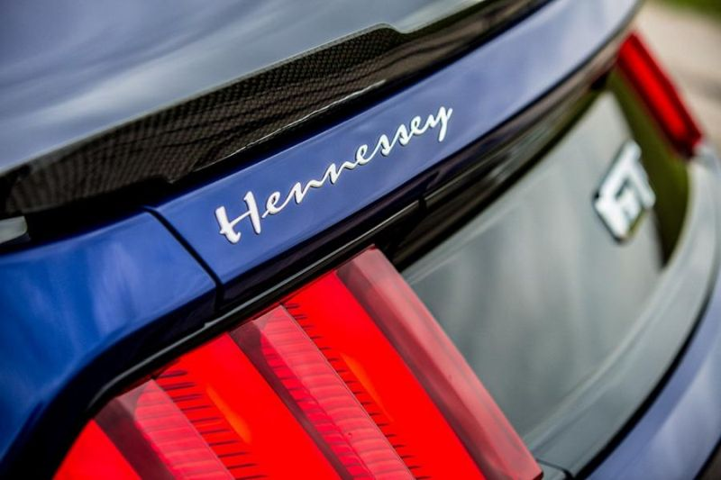 Hennessey Ford Mustang HPE750 Carbon Bodykit Tuning 6