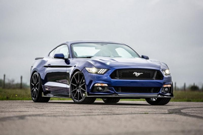 Hennessey Ford Mustang HPE750 Carbon Bodykit Tuning 9