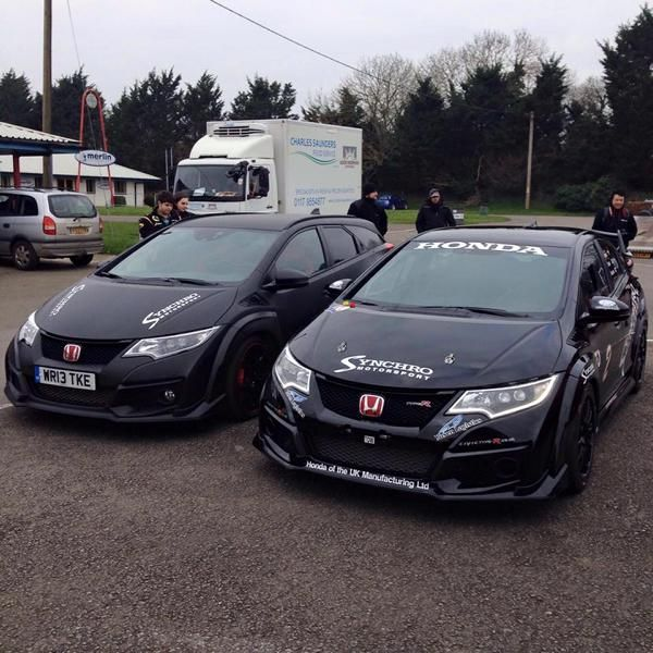 Honda Civic Tourer Type R Tuning Synchro Motorsport 3 Einzigartig   Honda Civic Tourer Type R von Synchro Motorsport