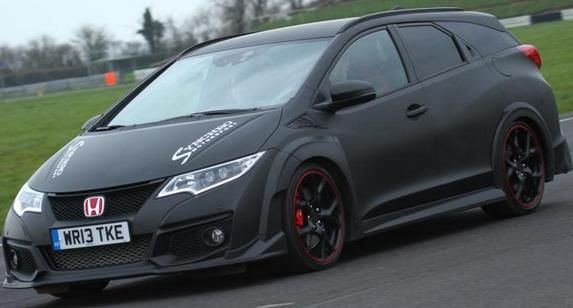 Honda Civic Tourer Type R Tuning Synchro Motorsport 4 Einzigartig   Honda Civic Tourer Type R von Synchro Motorsport
