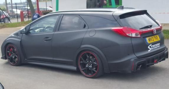 Honda Civic Tourer Type R Tuning Synchro Motorsport 5 Einzigartig   Honda Civic Tourer Type R von Synchro Motorsport