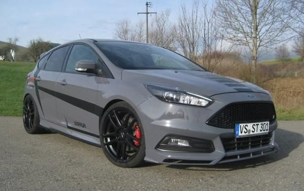 jms fahrzeugteile bodykit am ford focus st 3 facelift magazin. Black Bedroom Furniture Sets. Home Design Ideas