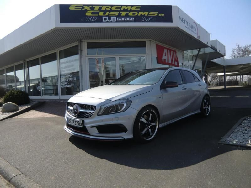 Keskin KT10 19 Zoll Mercedes-Benz A250 Sport by Extreme Customs Germany 1