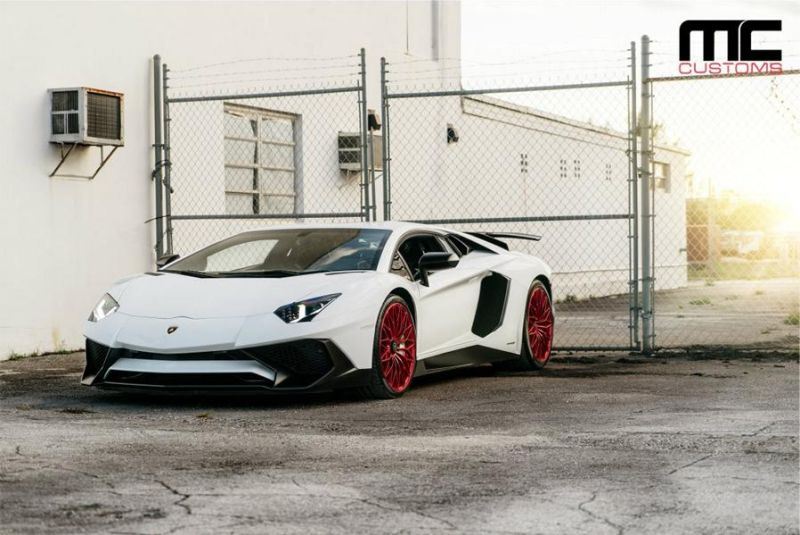 Lamborghini Aventador Tuning by MC Customs Tuning 1