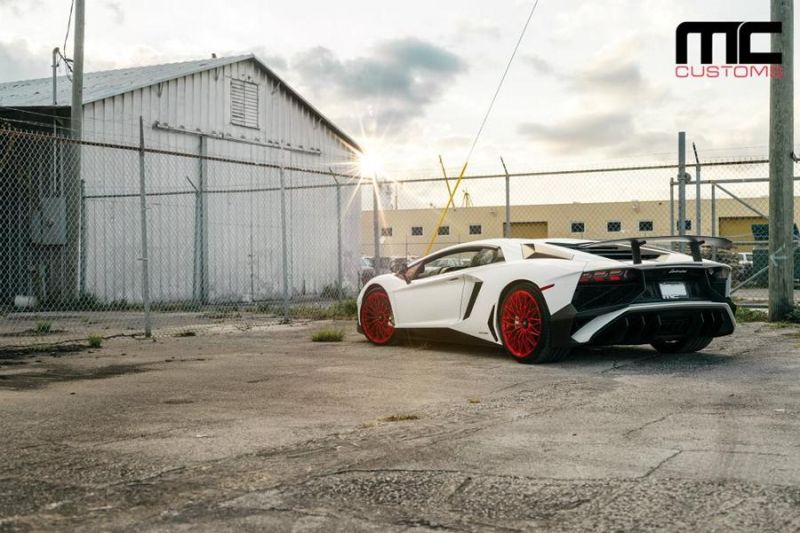 Lamborghini Aventador Tuning by MC Customs Tuning 4