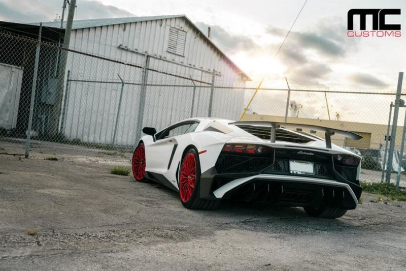 Lamborghini Aventador Tuning by MC Customs Tuning 5