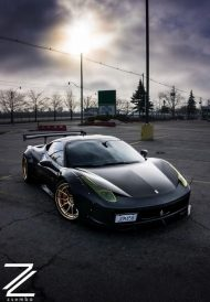 Liberty Walk Performance Ferrari 458 ADV.1 Wheels Tuning 2 190x274 Liberty Walk Performance Ferrari 458 auf ADV.1 Wheels