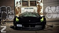 Liberty Walk Performance Ferrari 458 ADV.1 Wheels Tuning 5 190x107 Liberty Walk Performance Ferrari 458 auf ADV.1 Wheels
