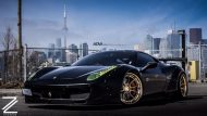 Liberty Walk Performance Ferrari 458 ADV.1 Wheels Tuning 9 190x107 Liberty Walk Performance Ferrari 458 auf ADV.1 Wheels