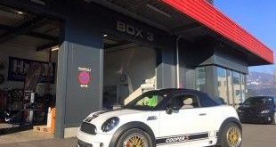 MINI Cooper S Coupe Arctic white Folierung Tuning BlackBox Richter 1 1 e1457598673147 310x165 Crazy   Light Tron 911   Porsche 991 GT3 RS by BBR