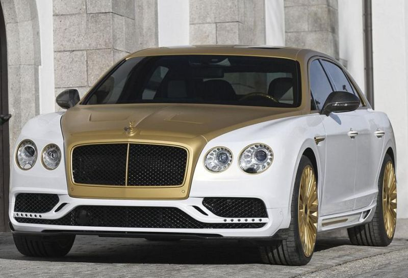 Mansory Bentley Flying Spur Tuning 2016 1