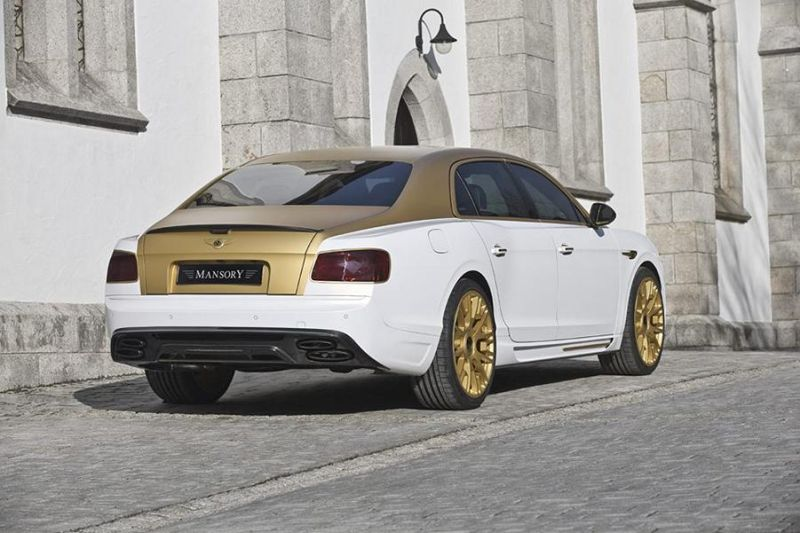 Mansory Bentley Flying Spur Tuning 2016 3