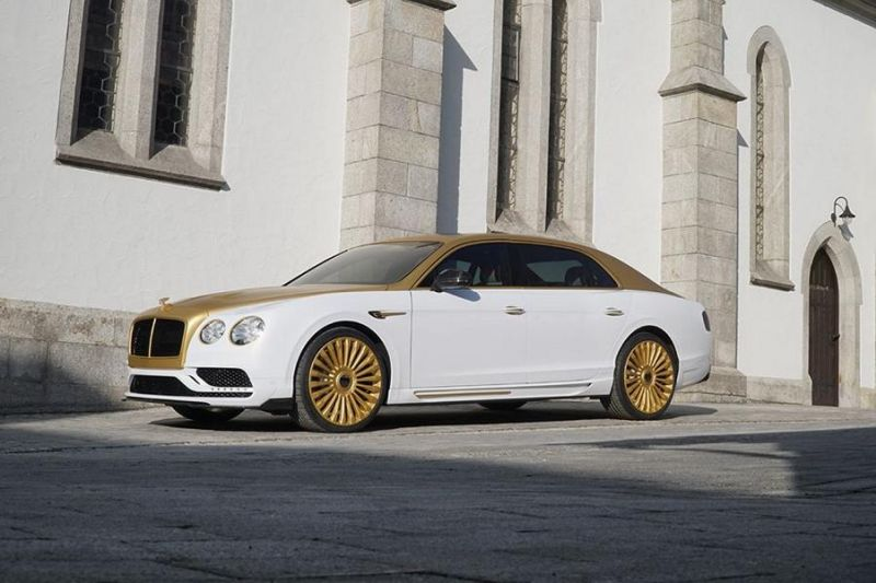Mansory Bentley Flying Spur Tuning 2016 4 Und noch einer   Mansory Bentley Flying Spur