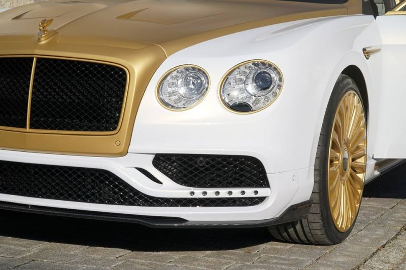 Mansory Bentley Flying Spur Tuning 2016 5